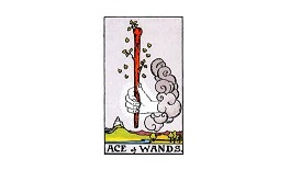 Ace of Wands Tarot Card Meaning