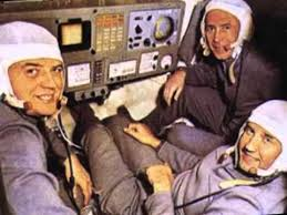 The Mystery of the 3 Astronauts Who Died Smiling