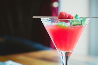 Example of vodka-based cocktails