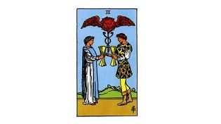 Two of Cups Tarot Card Meaning