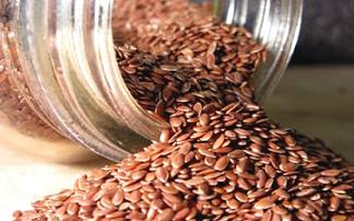 Example of how to make flaxseed hair-fixing gel