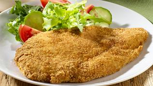 Examples of how to make cutnled chicken milanese