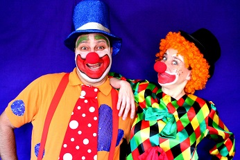 Examples of famous clowns