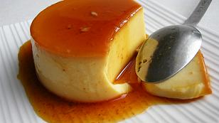 Example of how to prepare a rich quesillo