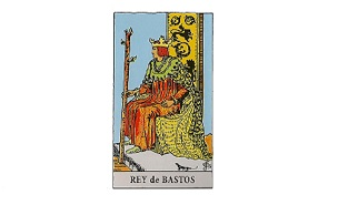 King of Wands Tarot Card Meaning