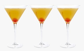 Examples of how to make Whisky-based cocktails