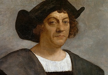 What was the profession of Christopher Columbus?