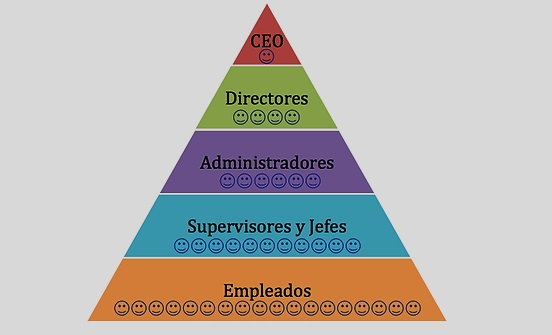 Hierarchical unit in the administration