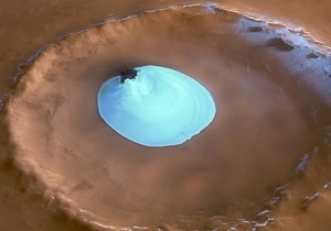 The day liquid water was discovered flowing on Mars