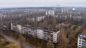 The Chernobyl nuclear catastrophe
