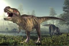 The first cloned dinosaur in history