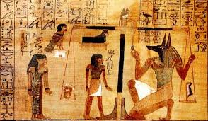 The Book of the Dead of the Egyptians
