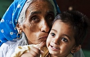 The world's oldest mother