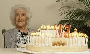The oldest person in the world
