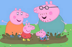 The true story of Peppa pig, subliminal messages?