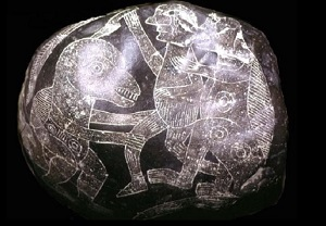 Man extinguished dinosaurs? The stones of Ica and the first humanity