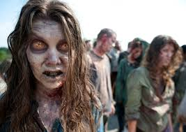 Zombie apocalypse could fail, are they turning us into undead?