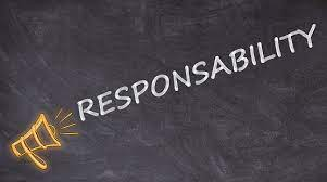 Reflections on the value of responsibility