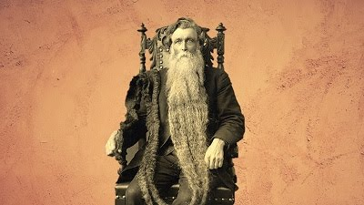 The man with the longest beard in the world