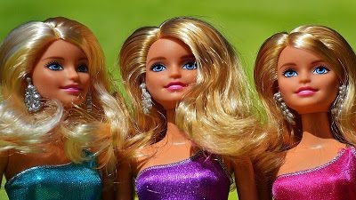 The true story of Barbie and Ken